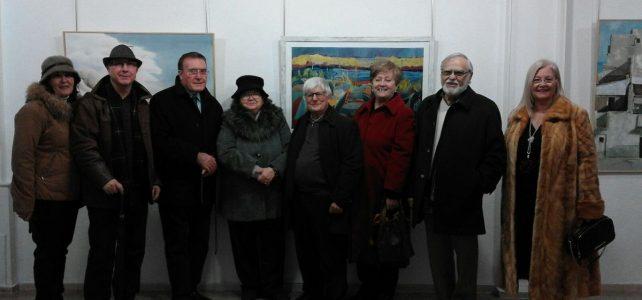 EXPOSICIÓN Pintores del Ateneo VIERNES 19 enero